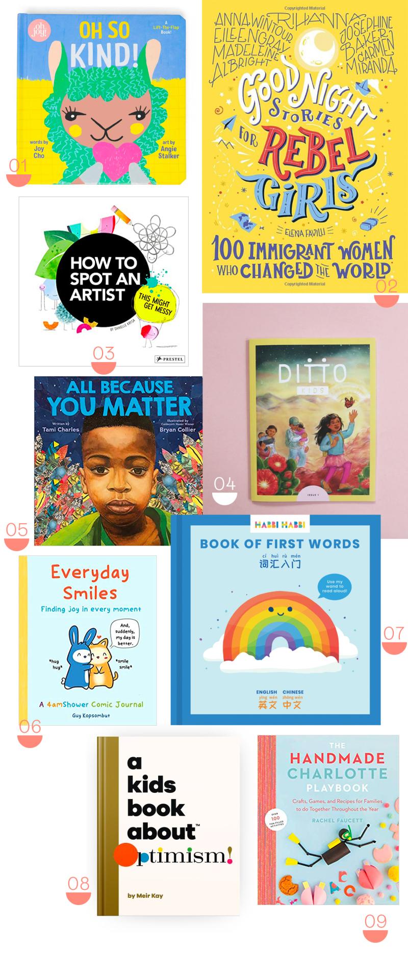 2020 Oh Joy! Gift Guide - Kids' Books