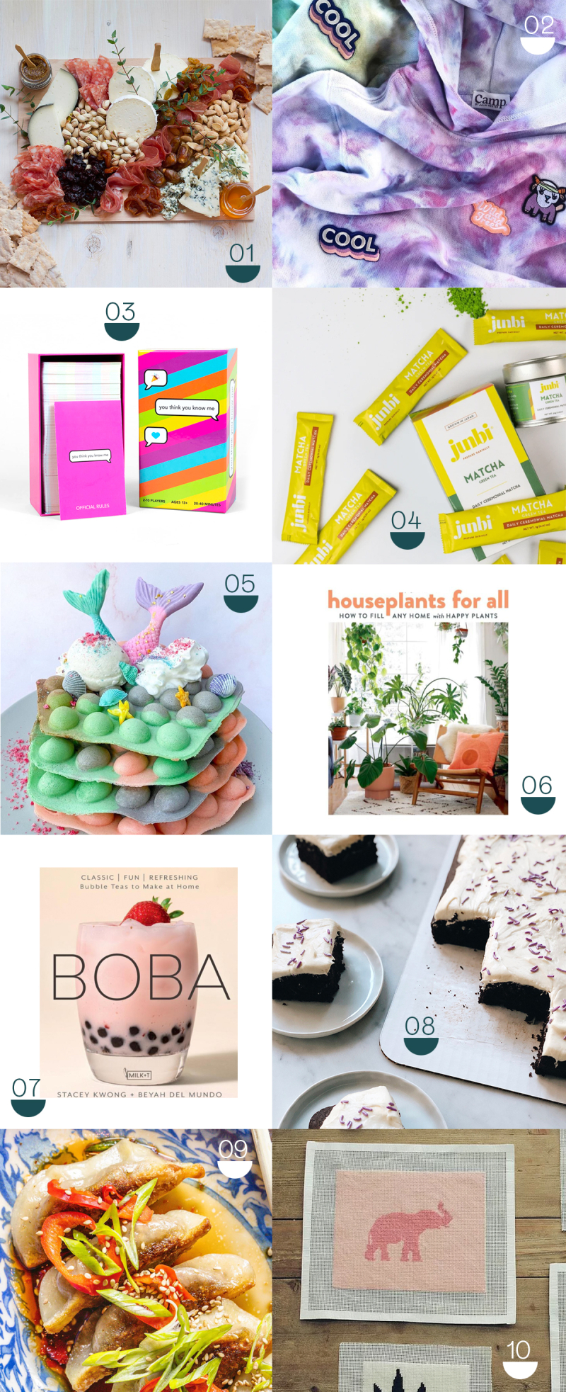 oh joy gift guide: things to do, make, and eat!