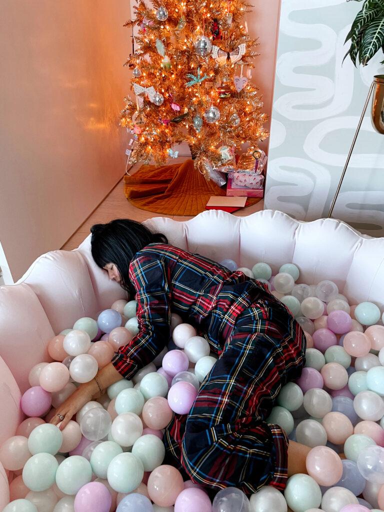 Oh Joy! Christmas Ball Pit