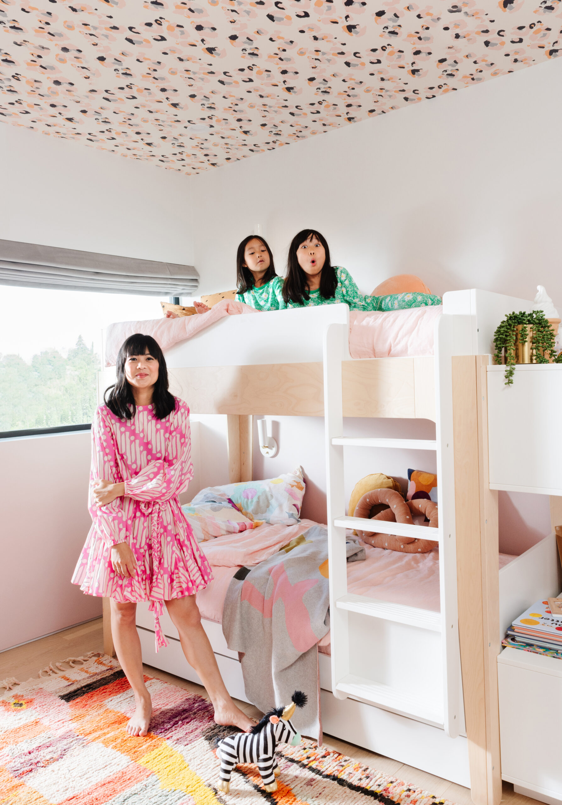 House Reveal The Girls Bedroom Oh Joy